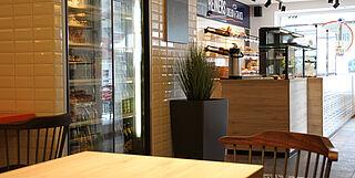 REINERS bread & snack Filiale in Gündlkofen