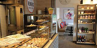 REINERS bread & snack Filiale in Furth