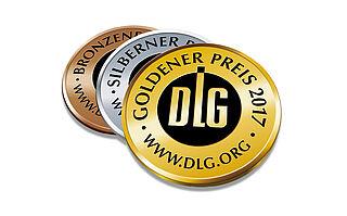 Certification of the DLG e.V.
