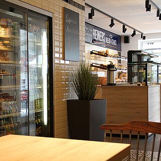 Die Filiale von REINERS bread & snack in Gündlkofen ist zugleich der Hauptsitz.